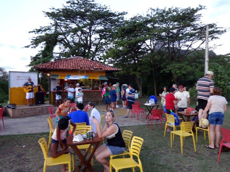 Onde Comer em Fernando de Noronha: Bar Fortinho do Boldró (Foto: Esse Mundo é Nosso)
