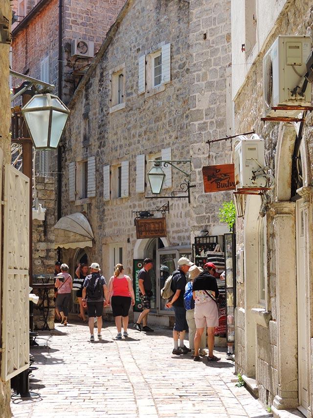 Budva, Montenegro (Foto: Esse Mundo É Nosso)