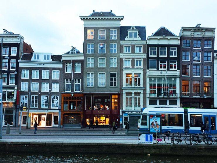 Conexão em Amsterdam (Foto: Esse Mundo É Nosso)