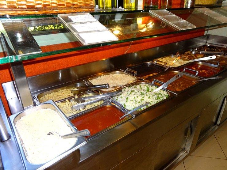 Onde Comer em Fernando de Noronha: Flamboyant (Foto: Esse Mundo é Nosso)