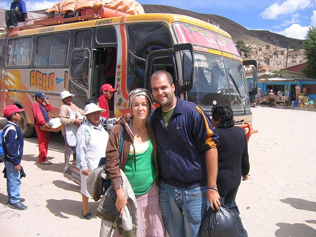 Planos deram errado na Bolívia (Foto: Esse Mundo É Nosso)