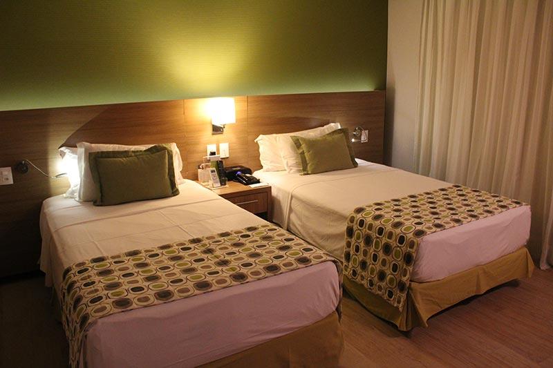 Dica de hotel em Belém: Radisson Hotel Belém (Foto: Esse Mundo É Nosso)
