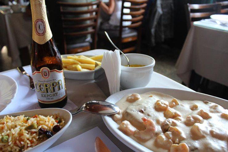 O que fazer em Macapá: Restaurante Estaleiro (Foto: Esse Mundo É Nosso)