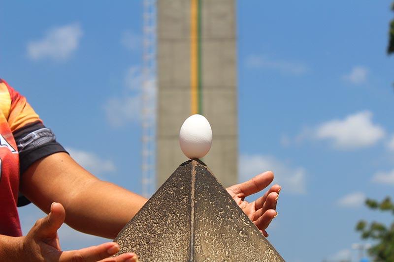 O que fazer em Macapá: Monumento Marco Zero do Equador (Foto: Esse Mundo É Nosso)