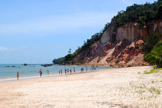 Praias de Morro de São Paulo [Foto: Turismo Bahia (CC BY-SA 2.0)]