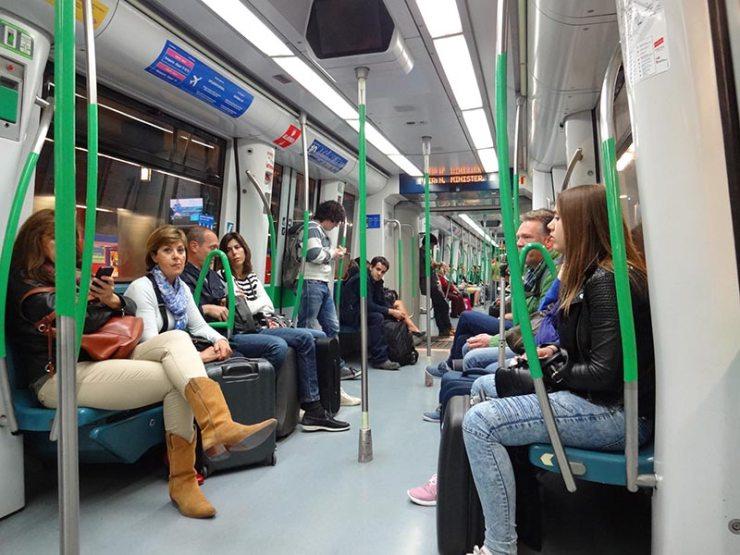 Como ir do aeroporto de Madrid ao centro (Foto: Esse Mundo É Nosso)