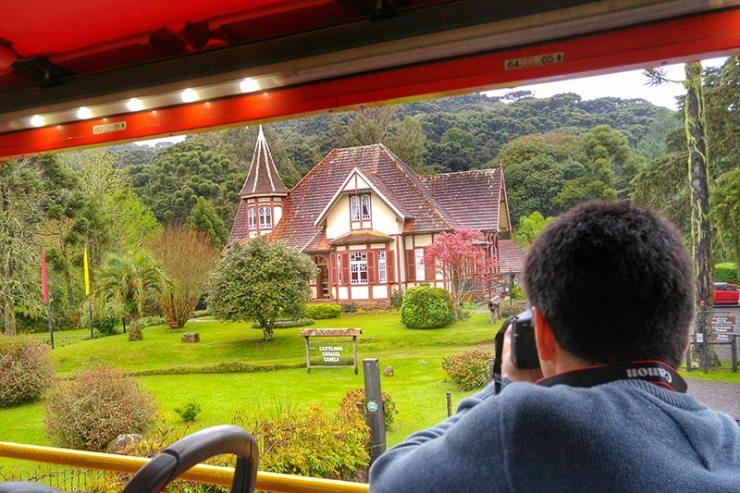 O que fazer em Gramado com chuva - Bustour (Foto: Esse Mundo É Nosso)