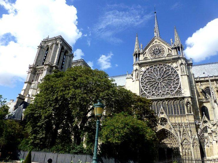 Igrejas em Paris: Notre Dame (Foto: Esse Mundo é Nosso)