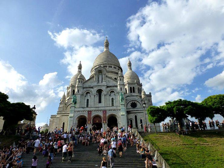 Paris do alto (Foto: Esse Mundo é Nosso)