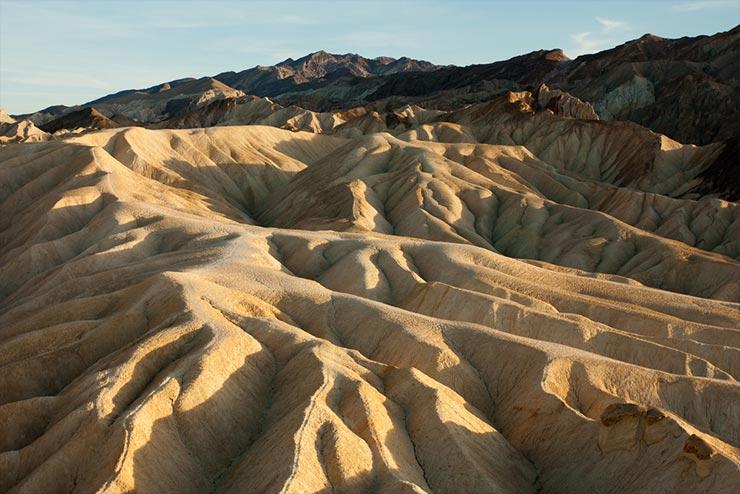 Cenários de Star Wars que existem de verdade - Vale da Morte, EUA (Foto via Shutterstock)