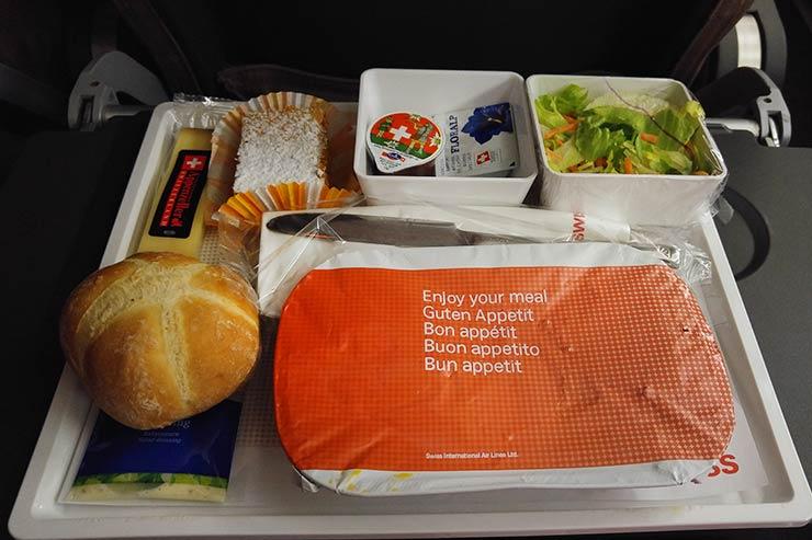 Como é voar Swiss na classe econômica (Foto: Esse Mundo É Nosso)