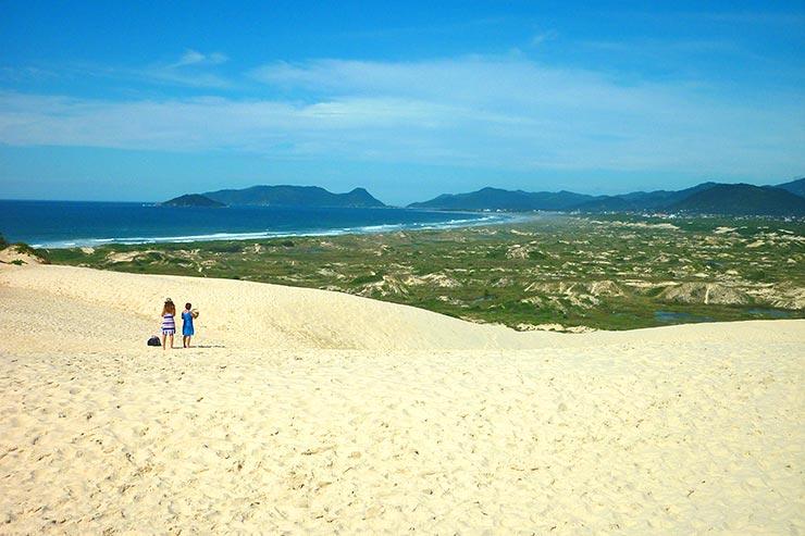 Ilhas do Brasil - Florianópolis (Foto: Esse Mundo É Nosso)