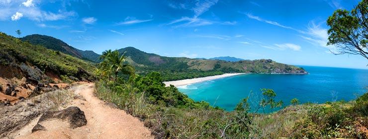 Ilhas do Brasil - Ilhabela (Foto via Shutterstock)