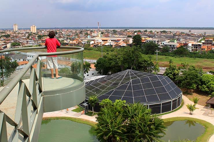 Mangal das Garças, Belém (Foto: Esse Mundo É Nosso)