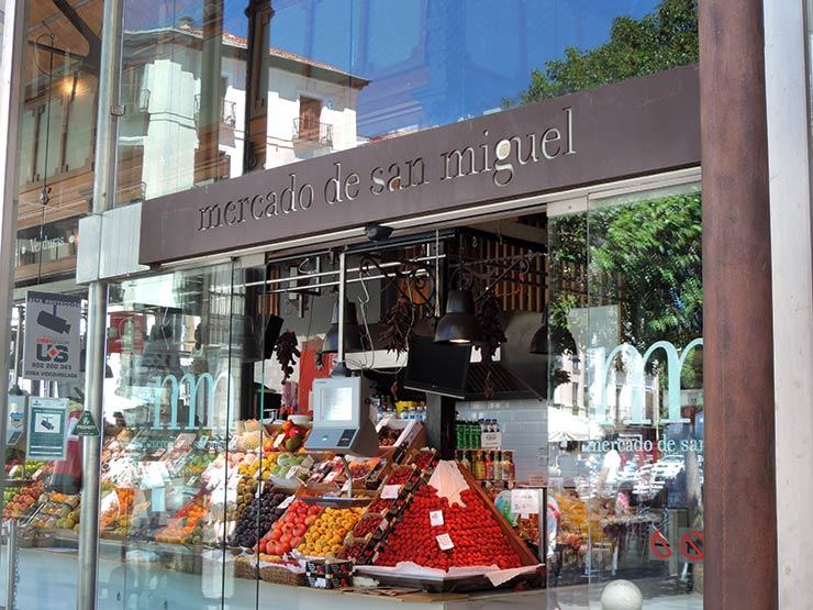 Mercado de San Miguel em Madrid (Foto: Esse Mundo É Nosso)