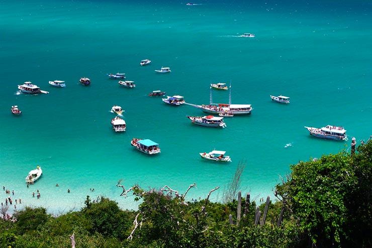 Arraial do Cabo, Rio de Janeiro (Foto via Shutterstock)