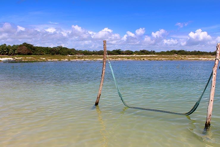 Lagoa Azul - Melhores praias de Jericoacoara, Ceará (Foto: Esse Mundo É Nosso)