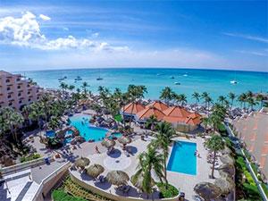 Dica de hotel em Aruba - Playa Linda (Foto: Divulgação)