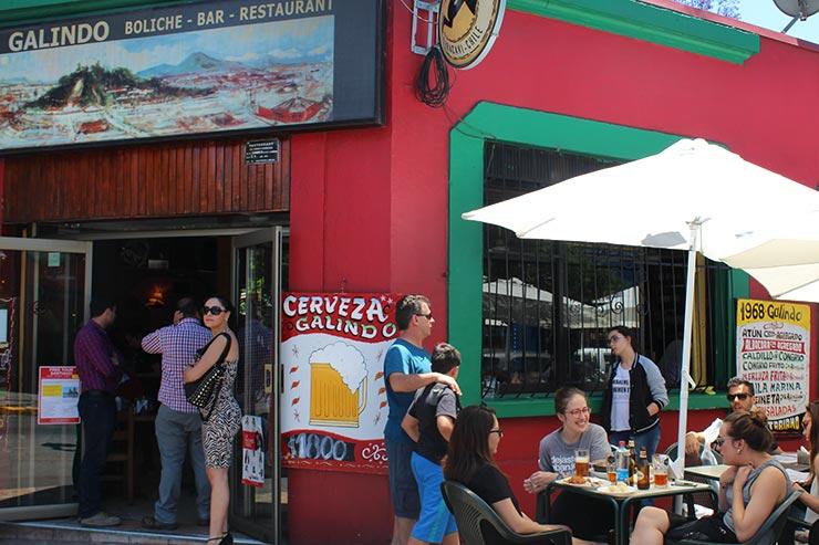 Onde comer em Santiago do Chile (Foto: Esse Mundo É Nosso)