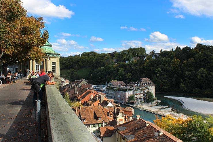 Suíça gastando pouco - Berna (Foto: Esse Mundo É Nosso)