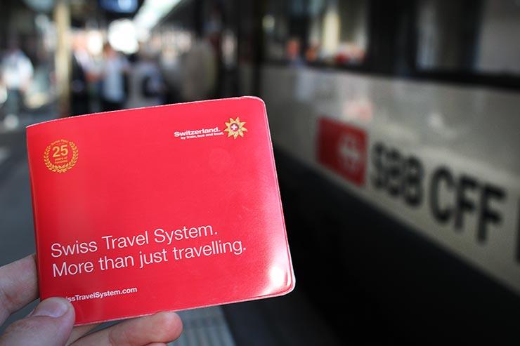 Suíça gastando pouco - Swiss Travel Pass (Foto: Esse Mundo É Nosso)