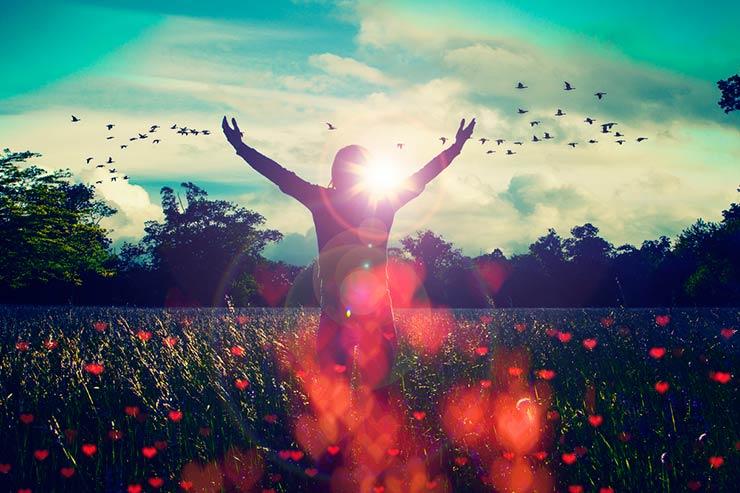 Por que viajar para faz bem para diminuir o ego (Foto via Shutterstock)