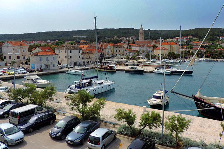 Supetar, Croácia (Foto: Esse Mundo É Nosso)