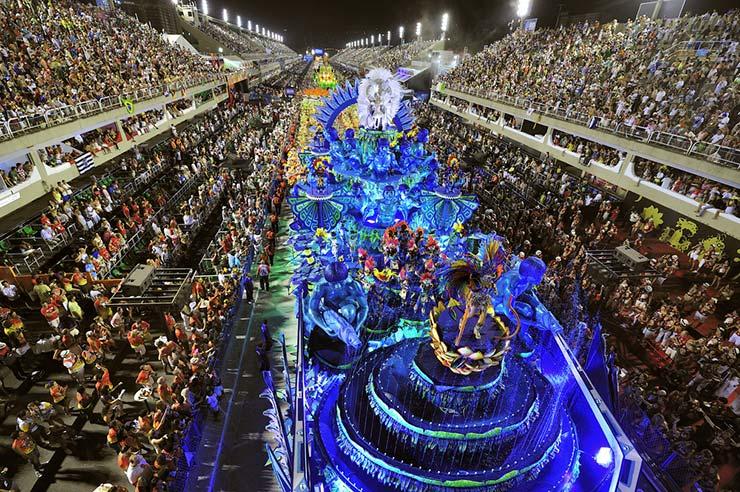 Carnaval não é feriado (Foto via Shutterstock)