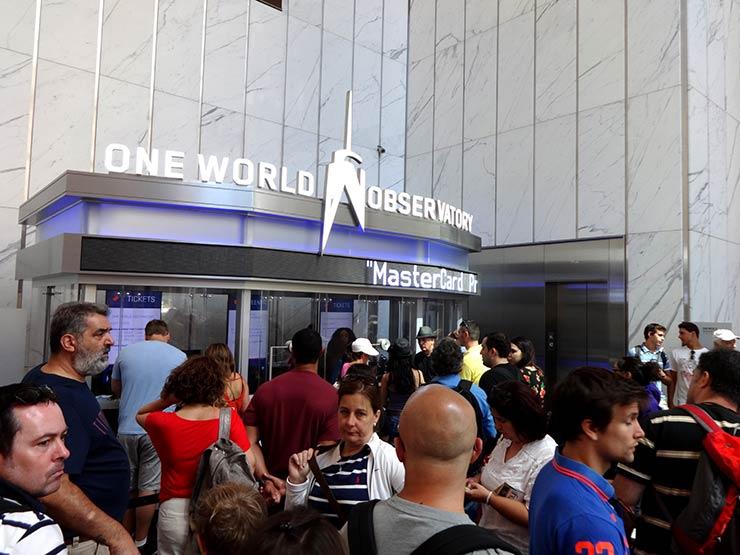 One World Observatory (Foto: Esse Mundo é Nosso)