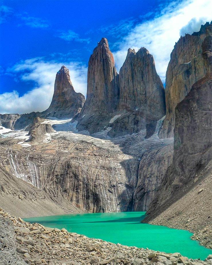 Torres del Paine (Foto: Ricardo Cots)