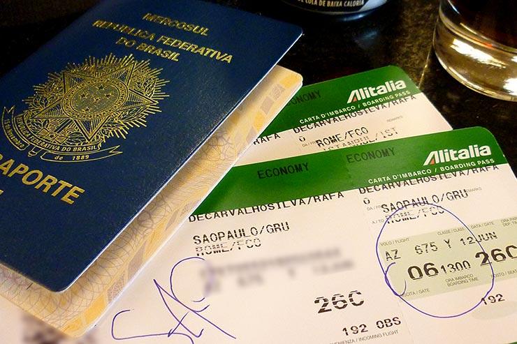 Fotos do Cartão de Embarque (Foto: Esse Mundo É Nosso)