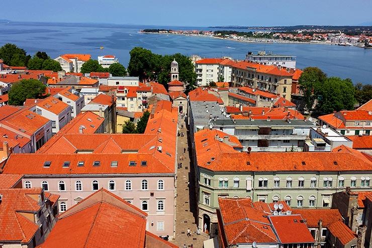 Torre do Sino - Dicas de Zadar (Foto: Esse Mundo É Nosso)