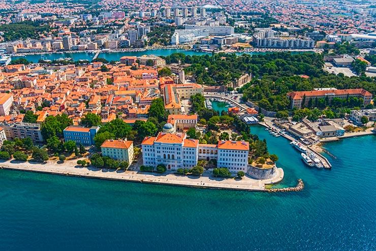 Dicas de Zadar (Foto via Shutterstock)