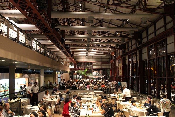 Estação das Docas - Onde comer em Belém (Foto: Esse Mundo É Nosso)