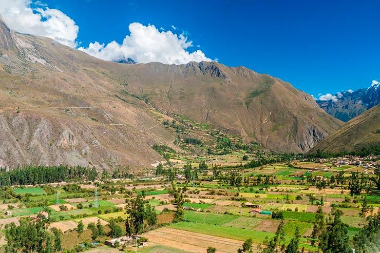Viajar pra Machu Picchu - Vale Sagrado (Foto via Shutterstock)