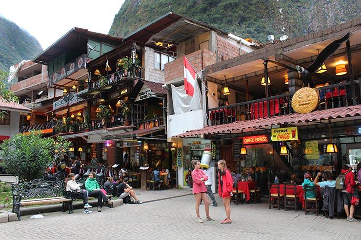 Viajar pra Machu Picchu - Machu Picchu Pueblo (Foto: Esse Mundo É Nosso)