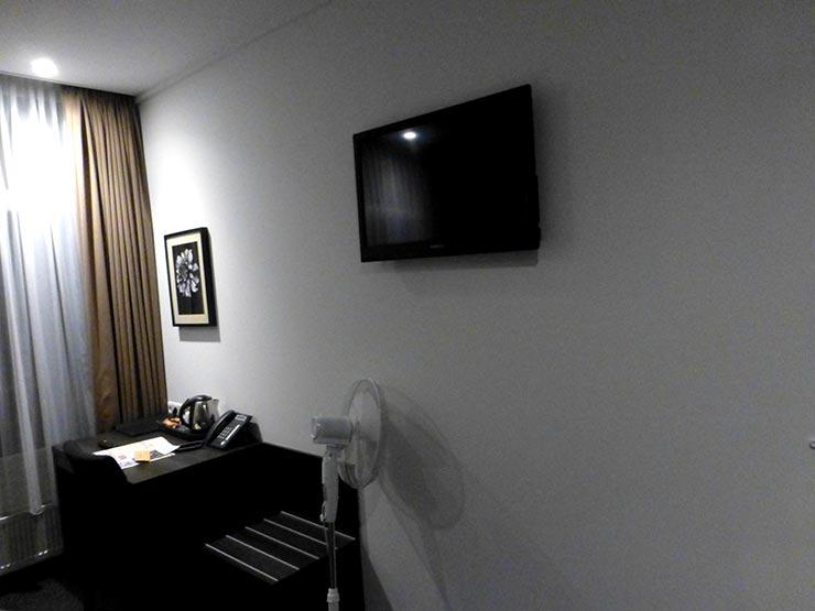 Hotel em Amsterdam (Foto: Esse Mundo é Nosso)