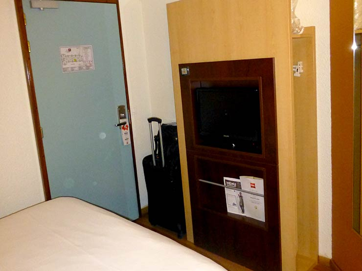Hotel em Paris (Foto: Esse Mundo é Nosso)