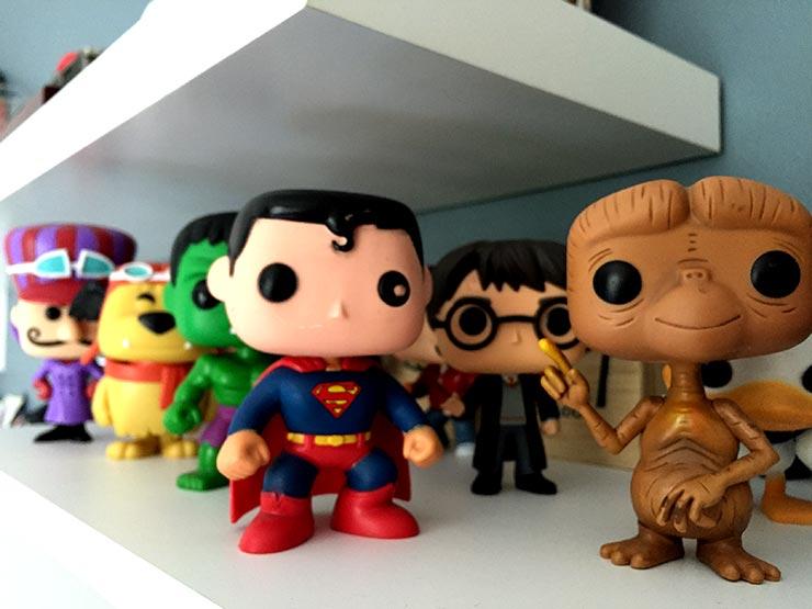 Toy art em Nova York (Foto: Esse Mundo é Nosso)