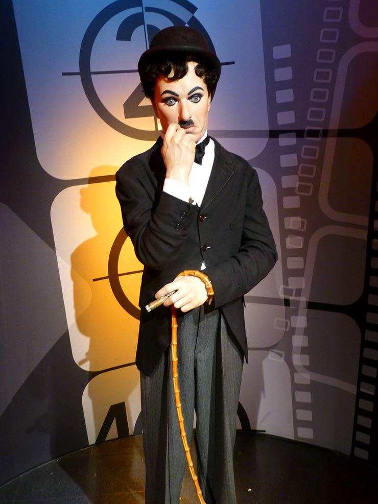 Museu de cera em Londres - Madame Tussauds (Foto: Esse Mundo é Nosso)