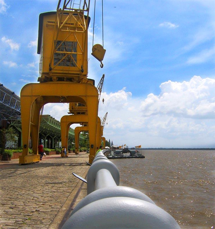 Estação das Docas em Belém (Foto: Esse Mundo É Nosso)