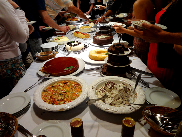 Festival Gastronômico do Zé Maria (Foto: Esse Mundo é Nosso)