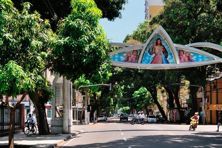 O que fazer em Belém: Bairro Nazaré (Foto: Caymbe CC BY-SA 3.0)
