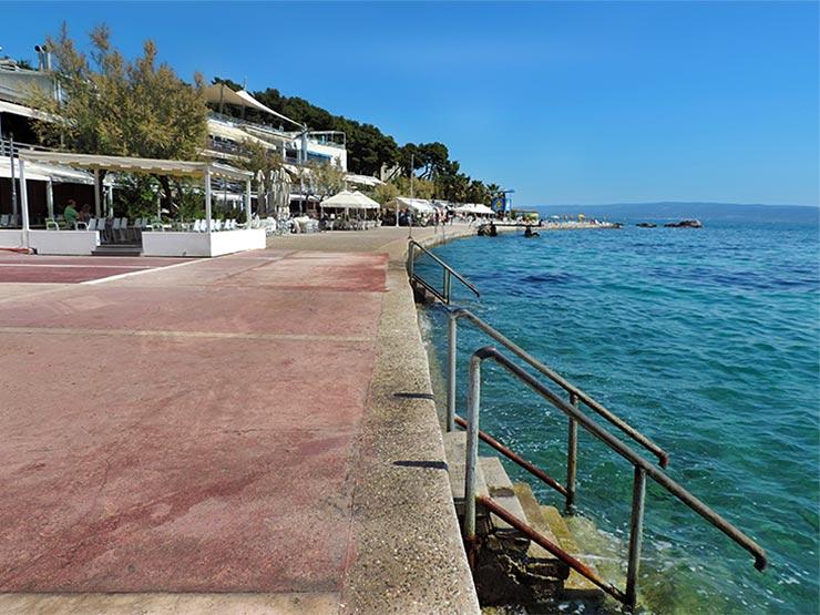 Praias de Split, Croácia - Ovčice (Foto: Esse Mundo É Nosso)