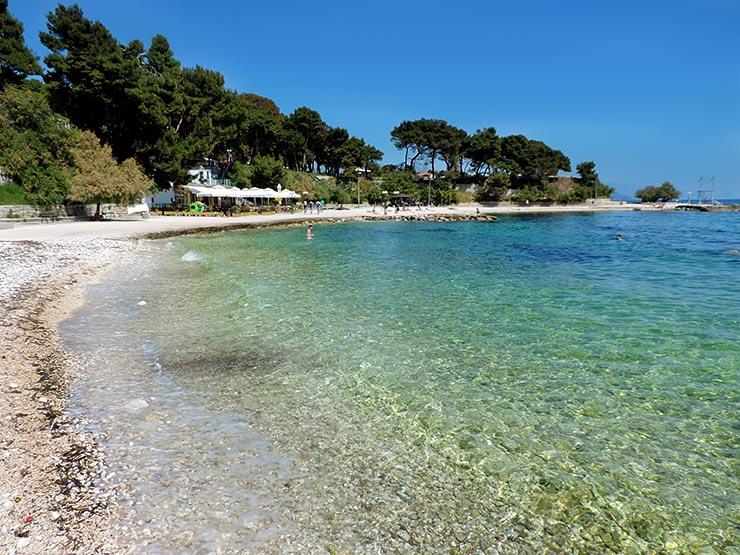 Praias de Split, Croácia - Firule (Foto: Esse Mundo É Nosso)