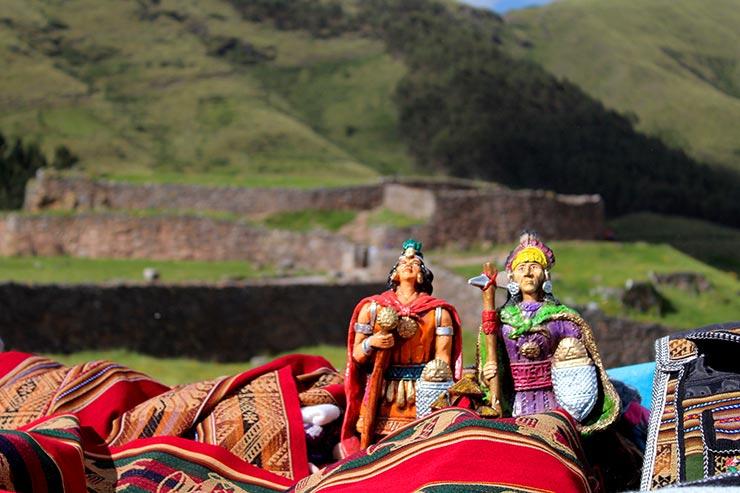 Sítios Arqueológicos em Cusco - Puka Pukara (Foto: Esse Mundo É Nosso)