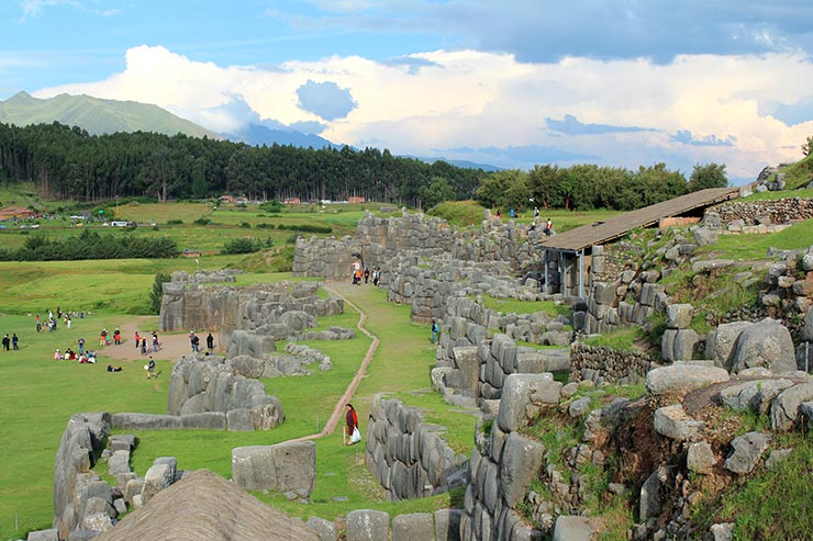 Resultado de imagem para Sítio de Sacsayhuaman cusco peru