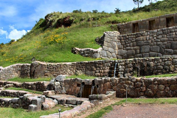 Sítios Arqueológicos em Cusco - Tambomachay (Foto: Esse Mundo É Nosso)