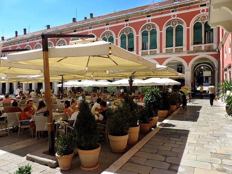 Onde comer em Split, Croácia (Foto: Esse Mundo É Nosso)
