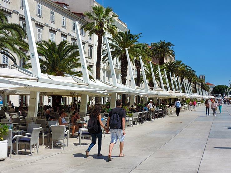 Split, Croácia (Foto: Esse Mundo É Nosso)